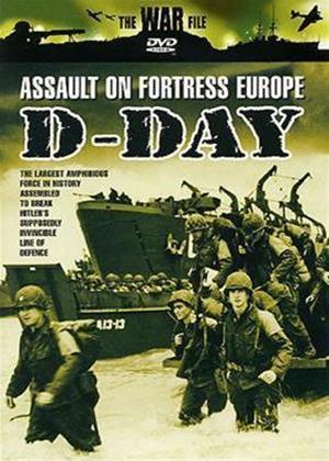 Rent D-Day: Assault on Fortress Europe Online DVD Rental