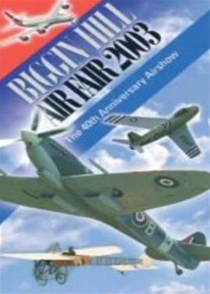 Rent Biggin Hill Air Fair 2003 Online DVD Rental