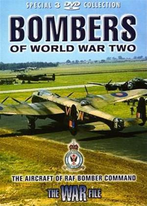 Rent Bombers of World War Two Online DVD Rental