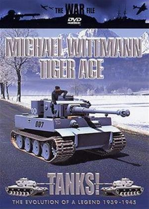 Rent Tanks!: Michael Wittman: Tiger Ace Online DVD Rental