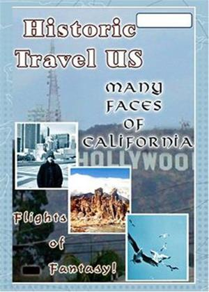 Rent Historic Travel US: Many Faces of California Online DVD Rental