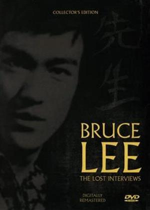 Rent Bruce Lee: The Lost Interviews Online DVD Rental