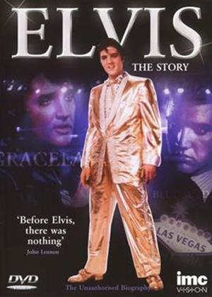 Rent Elvis Presley: Elvis: The Story Online DVD Rental