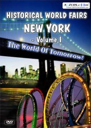 Rent Historical World Fairs: New York: Vol.1 Online DVD Rental