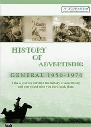 Rent History of Advertising: General 1950 to 1970 Online DVD Rental