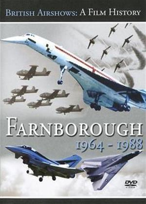 Rent Farnborough Air Show: The Film History 1964-1988 Online DVD Rental