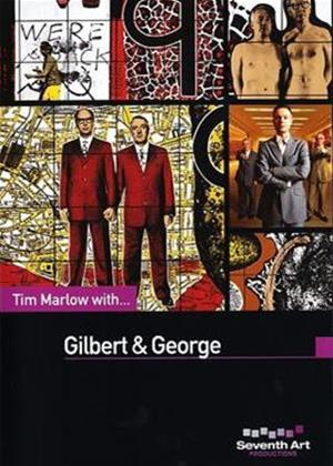 Rent Tim Marlow On... Gilbert and George Online DVD Rental