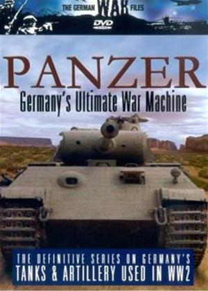 Rent German War Files: Panzer Germanys Ultimate War Machine Online DVD Rental