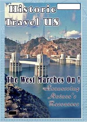Rent Historic Travel US: The West Marches On! Online DVD Rental