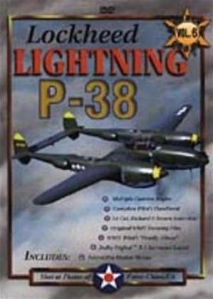Rent Roaring Glory Warbirds: Vol.6: Lockheed P-38 Lightning Online DVD Rental