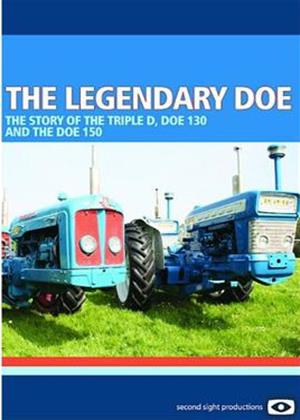 Rent The Legendary Doe: The Story of The Triple D, Doe 130, and The Doe 150 Online DVD Rental