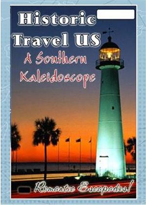 Rent Historic Travel US: A Southern Kaleidoscope Online DVD Rental