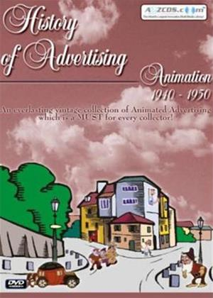 Rent History of Advertising: Animation 1940-1950 Online DVD Rental