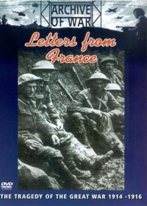 Rent Letters from France: The Western Front 1916-1918 Online DVD Rental