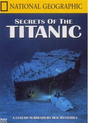 Rent National Geographic: Secrets of the Titanic Online DVD Rental