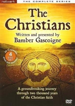 Rent Bamber Gascoigne's the Christians Online DVD Rental