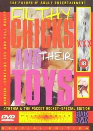 Rent Filthy Chicks and Their Toys Special Edition Online DVD Rental