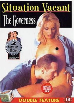 Rent Situation Vacant / The Governess Online DVD Rental
