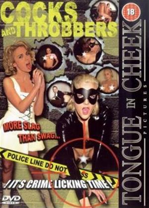 Rent Cocks and Throbbers: It's Crime Licking Time Online DVD Rental