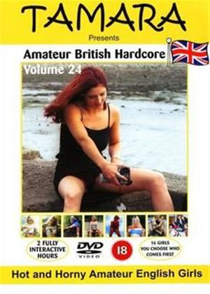 Rent Amateur British Hardcore: Vol.24 Online DVD Rental