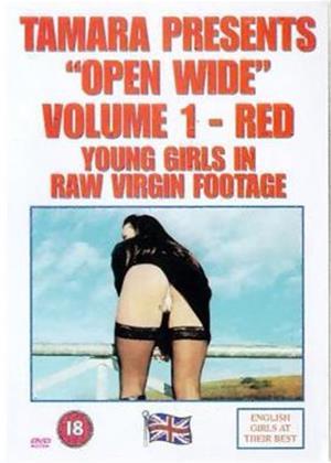Rent Open Wide: Vol.1: Red Online DVD Rental