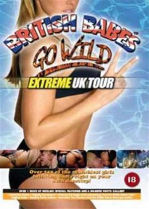Rent British Babes Go Wild: Vol.2 Online DVD Rental