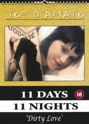Rent 11 Days 11 Nights: Part 5: Dirty Love Online DVD Rental