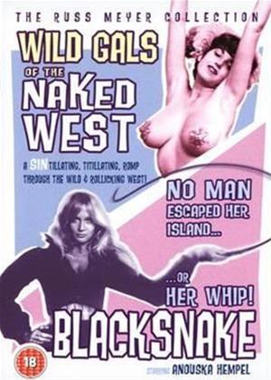 Rent Wild Gals of the Naked West / Blacksnake Online DVD Rental