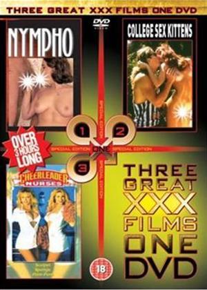 Rent XXX Hardcore: Nymphs / College Sex Kittens / Cheerleader Nurses Online DVD Rental