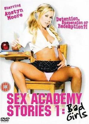 Rent Sex Academy Stories 1: Bad Girls Online DVD Rental