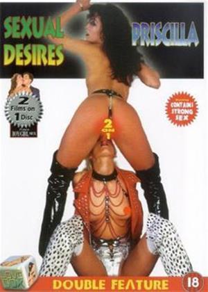 Rent Sexual Desires / Priscilla Online DVD Rental