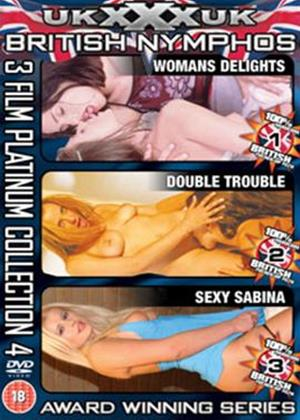 Rent XXX UK British Nymphos Online DVD Rental