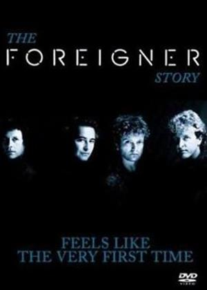 Rent Foreigner: Feels Like the First Time Online DVD Rental
