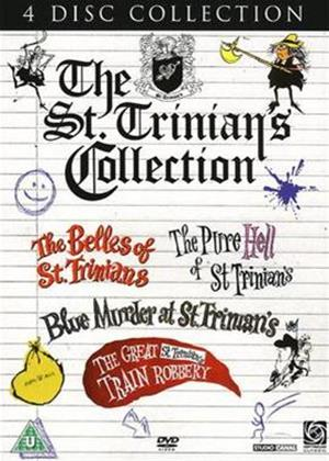 The Great St Trinians Train Robbery Online DVD Rental