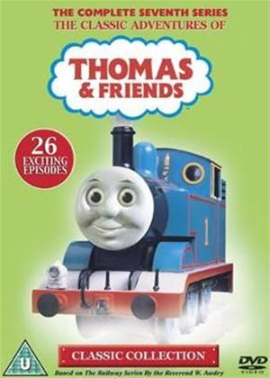 Rent Thomas and Friends: Series 7 Online DVD Rental