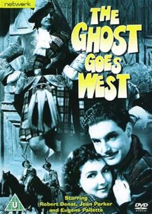 Rent The Ghost Goes West Online DVD Rental
