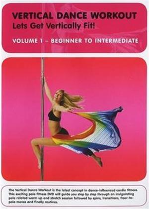 Rent Vertical Dance Workout: Vol.1 Online DVD Rental
