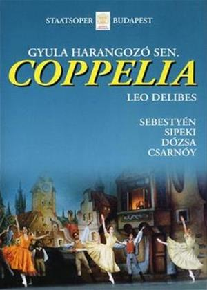 Rent Leo Delibes: Coppelia Online DVD Rental