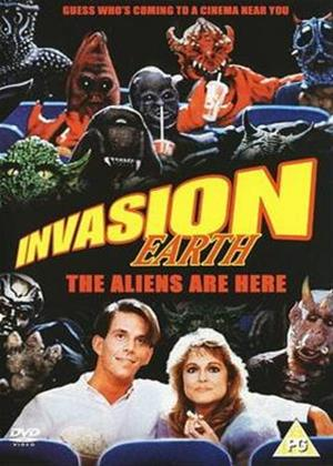 Rent Invasion Earth: The Aliens Are Here Online DVD Rental
