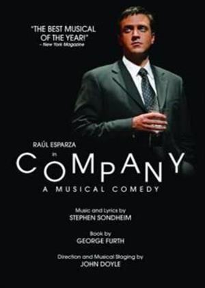 Rent Company: A Musical Comedy Online DVD Rental