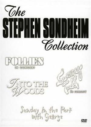 Rent Stephen Sondheim Collection Online DVD Rental