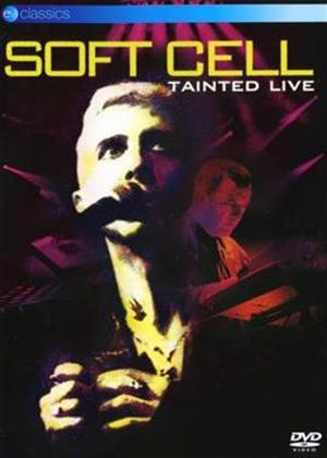 Rent Soft Cell: Tainted Live: Live in Milan Online DVD Rental