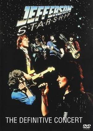Rent Jefferson Starship: The Definitive Concert Online DVD Rental