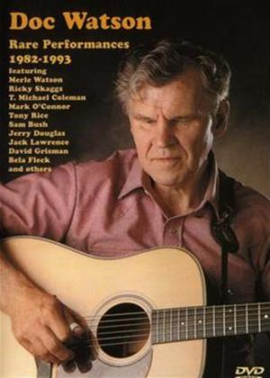 Rent Doc Watson: Rare Performances: 1982/1993 Online DVD Rental