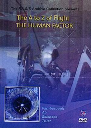Rent The A to Z of Flight: The Human Factor: Vol.2 Online DVD Rental