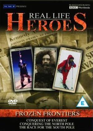 Rent Real Life Heroes: Frozen Frontiers Online DVD Rental