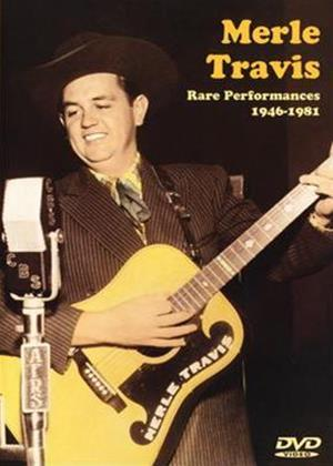 Rent Merle Travis: Rare Performances 1946 to 1981: Vol.1 Online DVD Rental