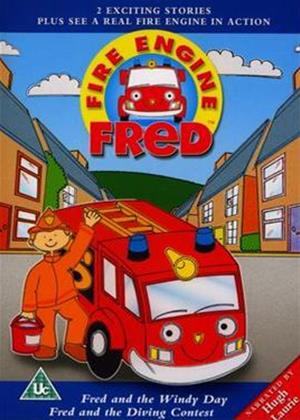 Rent Fire Engine Fred 1 Online DVD Rental