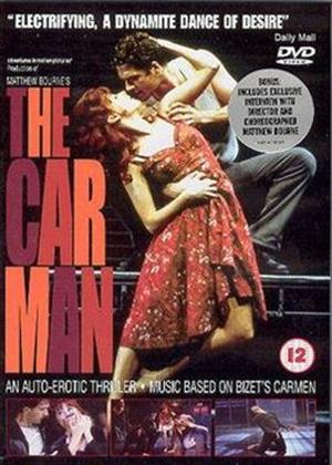 Rent The Car Man Online DVD Rental