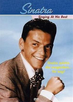 Rent Frank Sinatra: Singing at His Best Online DVD Rental
